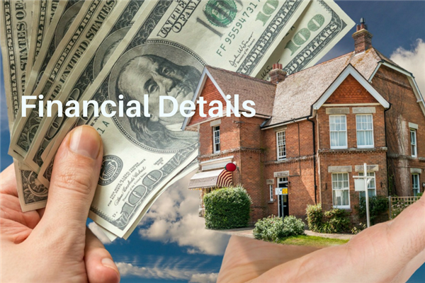 Financial Details of Home Buying