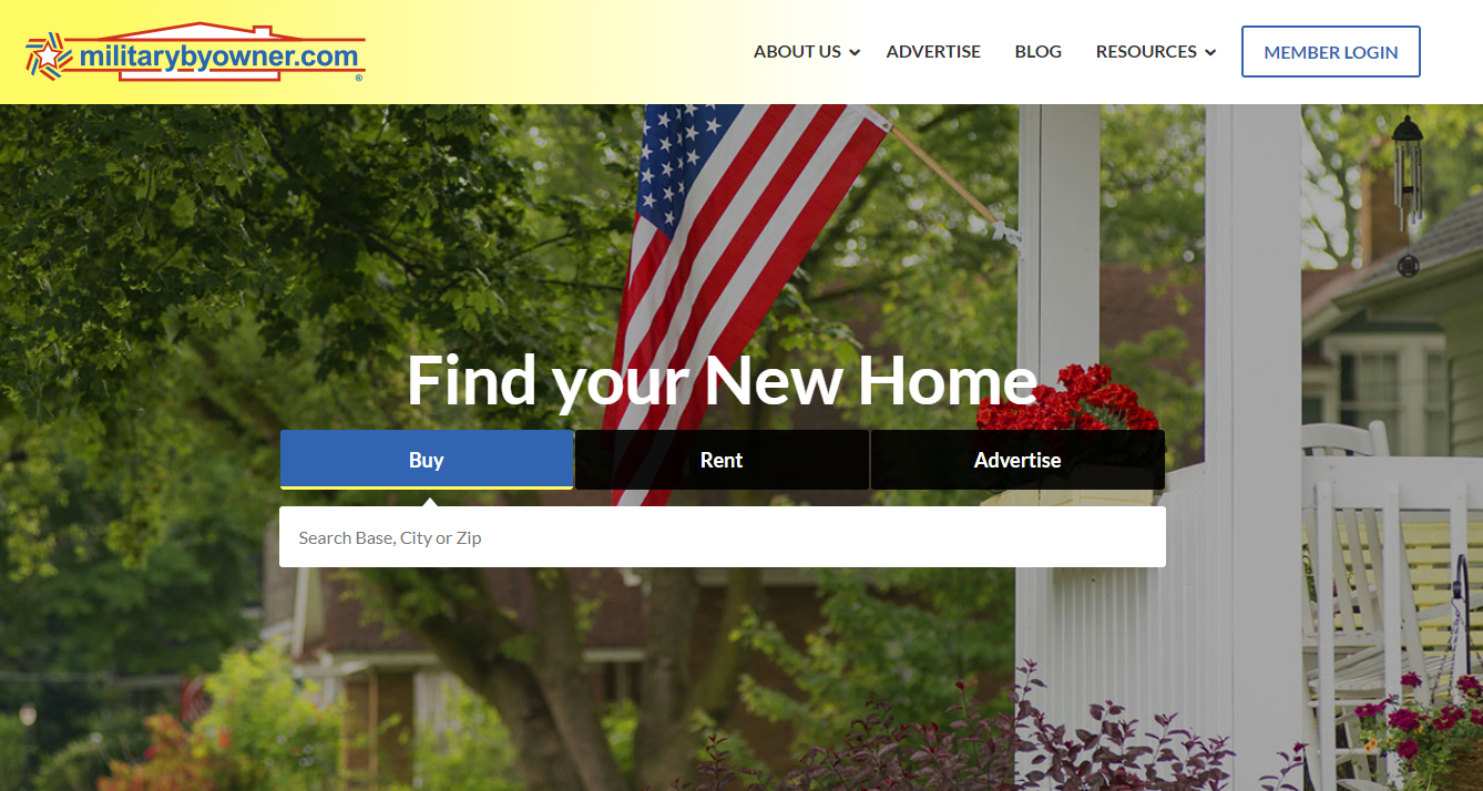 Military Homes for Sale and Houses for Rent | MilitaryByOwner
