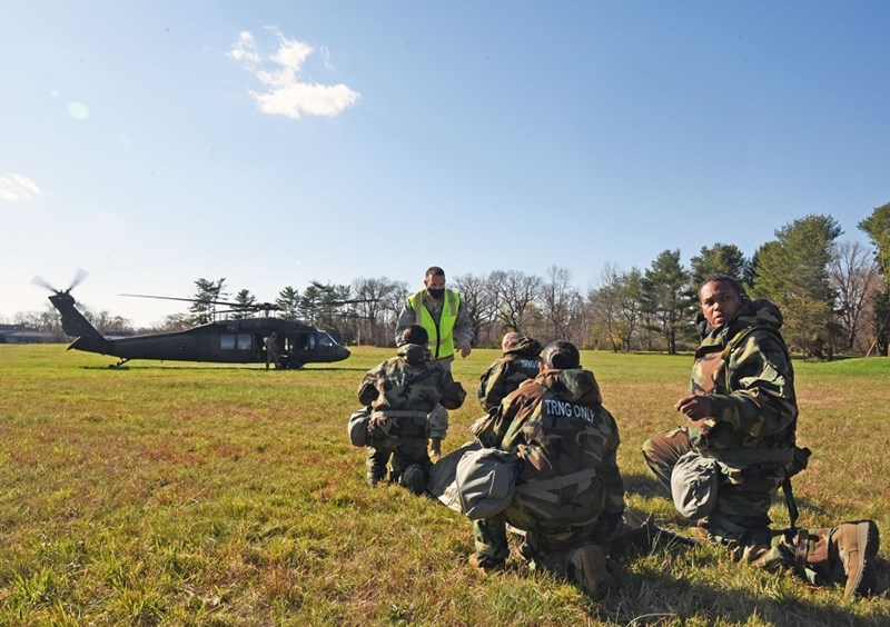 McGuire AFB exercise