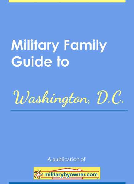Washington DC military guide