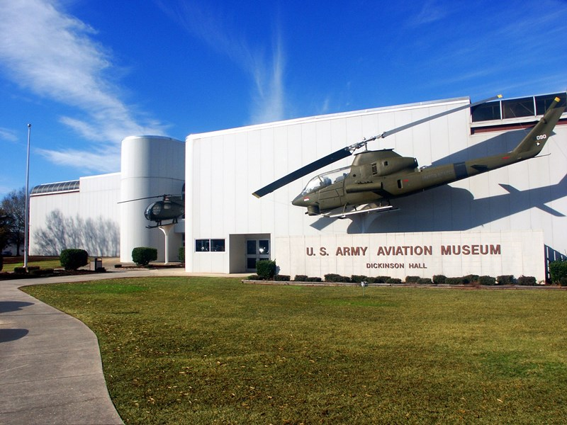US_Army_Aviation_Museum