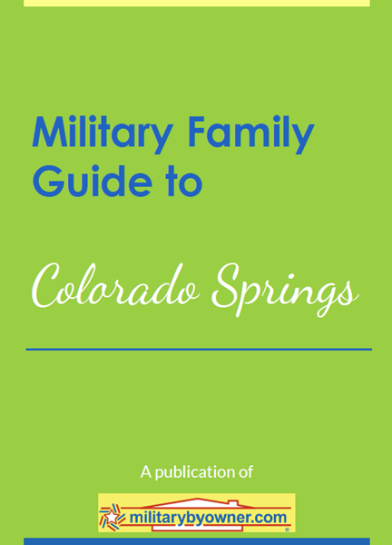 Colorado Springs e-book