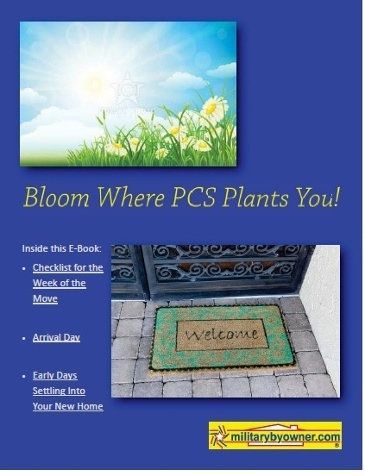 Bloom Where PCS Plants You