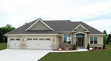 Furnished model 9442 Ashbury Lane Asbury Creek Subdivision, Pleasant Prairie WI